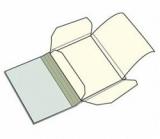 Cartelline con dorso per documenti