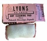 Prodotto per la pulizia a secco